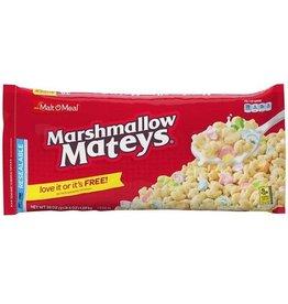 Malt-O-Meal Malt-O-Meal Marshmallow Mateys Bag, 38 oz, 6 ct