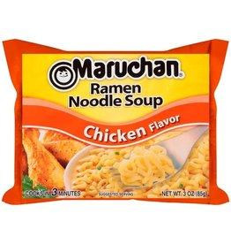 Maruchan Maruchan Chicken Ramen Noodle Soup Dry, 3 oz, 24 ct