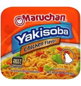 Maruchan Maruchan Chicken Yakisoba Noodle Soup Dry, 4 oz, 8 ct