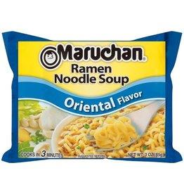 Maruchan Maruchan soy sauce Ramen Noodle Soup Dry, 3 oz, 24 ct