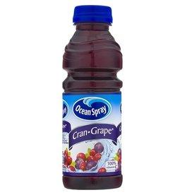 Ocean Spray Ocean Spray Cran Grape Juice Cocktail, 15.2 oz