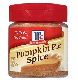 Mccormick McCormick Pumpkin Pie Spice, 1.12 oz, 6 ct