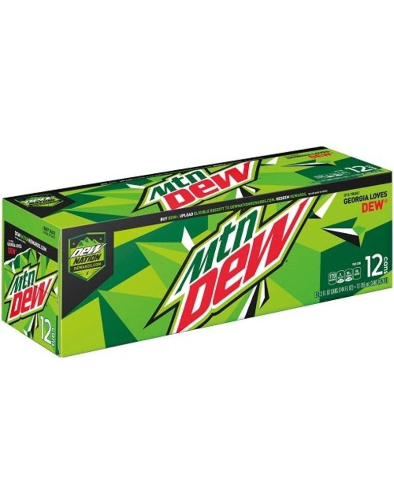 Mountain Dew Mountain Dew, 12 oz, 2-12 ct