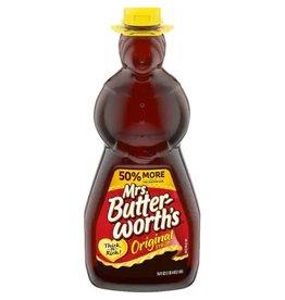 Mrs Butterworth Mrs. Butterworth's Syrup, 24 oz, 12 ct