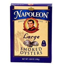 Napoleon Napoleon Large Smoked Oysters, 3.66 oz, 5 ct