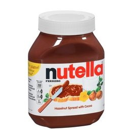 Nutella Nutella Hazelnut Spread with Cocoa, 33.5 oz, 2 ct