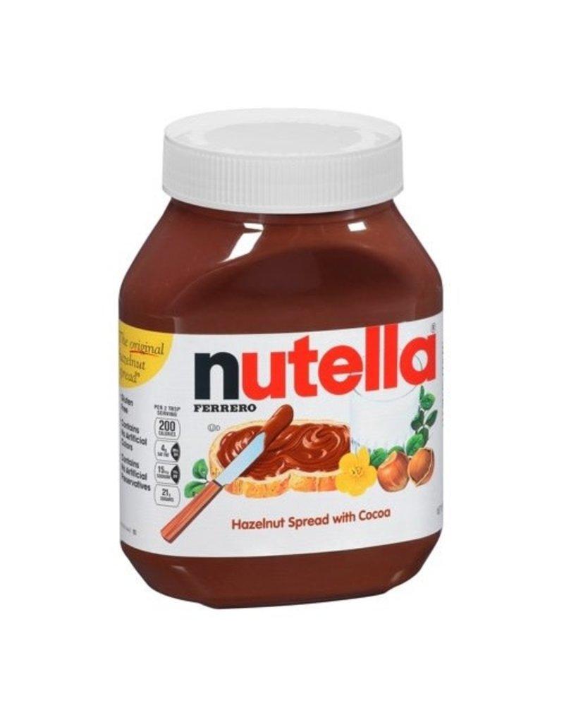 Nutella Nutella Hazelnut Spread with Cocoa, 33.5 oz, 2 ct