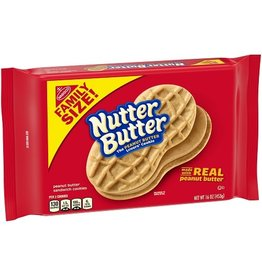 Nutter Butter Nutter Butter Cookie, 16 oz