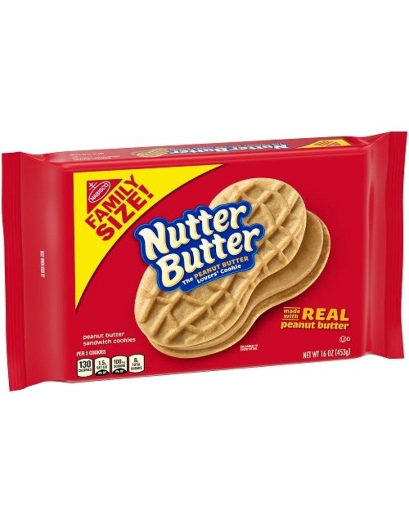 Nutter Butter Nutter Butter Cookie, 16 oz