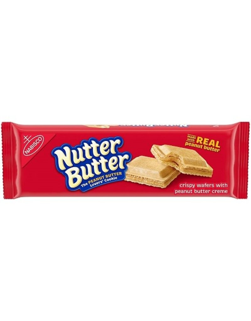 Nutter Butter Nutter Butter Cookies, 10.5 oz, 12 ct