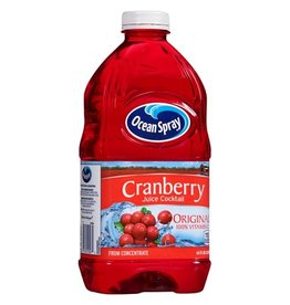Ocean Spray Ocean Spray Cranberry Cocktail Juice, 64 oz, 8 ct