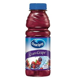 Ocean Spray Ocean Spray Cranberry Grape Juice Cocktail, 15.2 oz, 12 ct