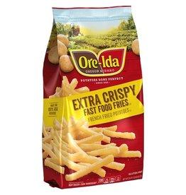 Ore-Ida Ore-Ida Extra Crispy Fast Food Fries, 26 oz, 12 ct