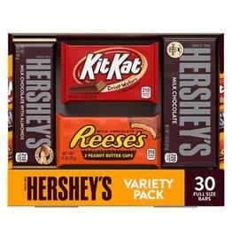 Hershey Hershey Bar Variety Pack, 30 ct