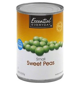 Essential Everyday EED Small Sweet Peas, 15 oz