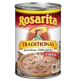 Rosarita Rosarita Refried Beans, 16 oz, 24 ct