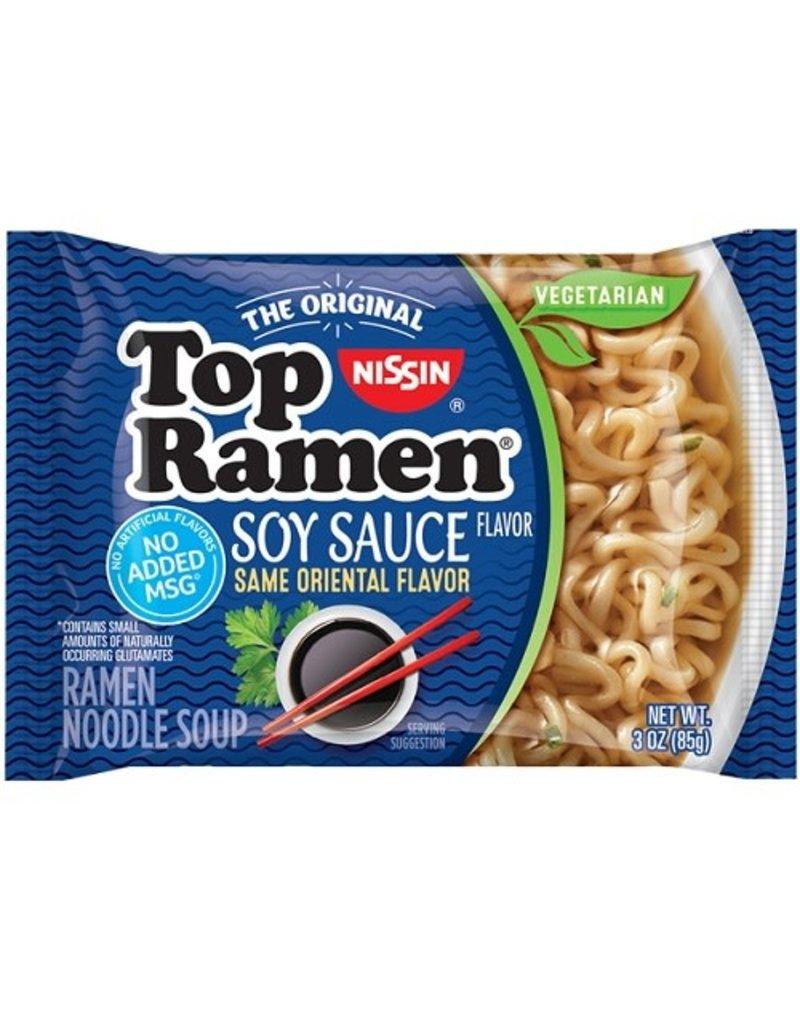 Top Ramen Top Ramen Soy Sauce (Oriental Flavor), 3 oz, 24 ct