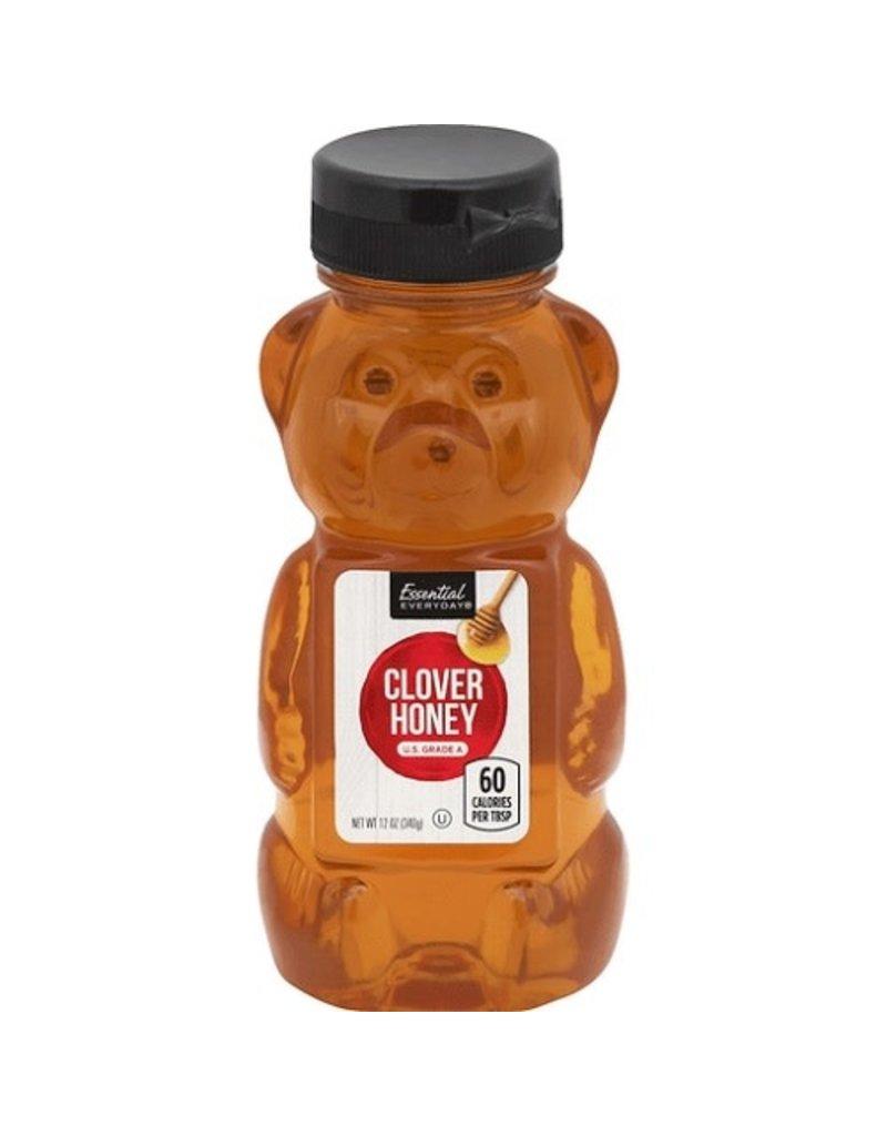 Essential Everyday EED Honey Bear, 12 oz