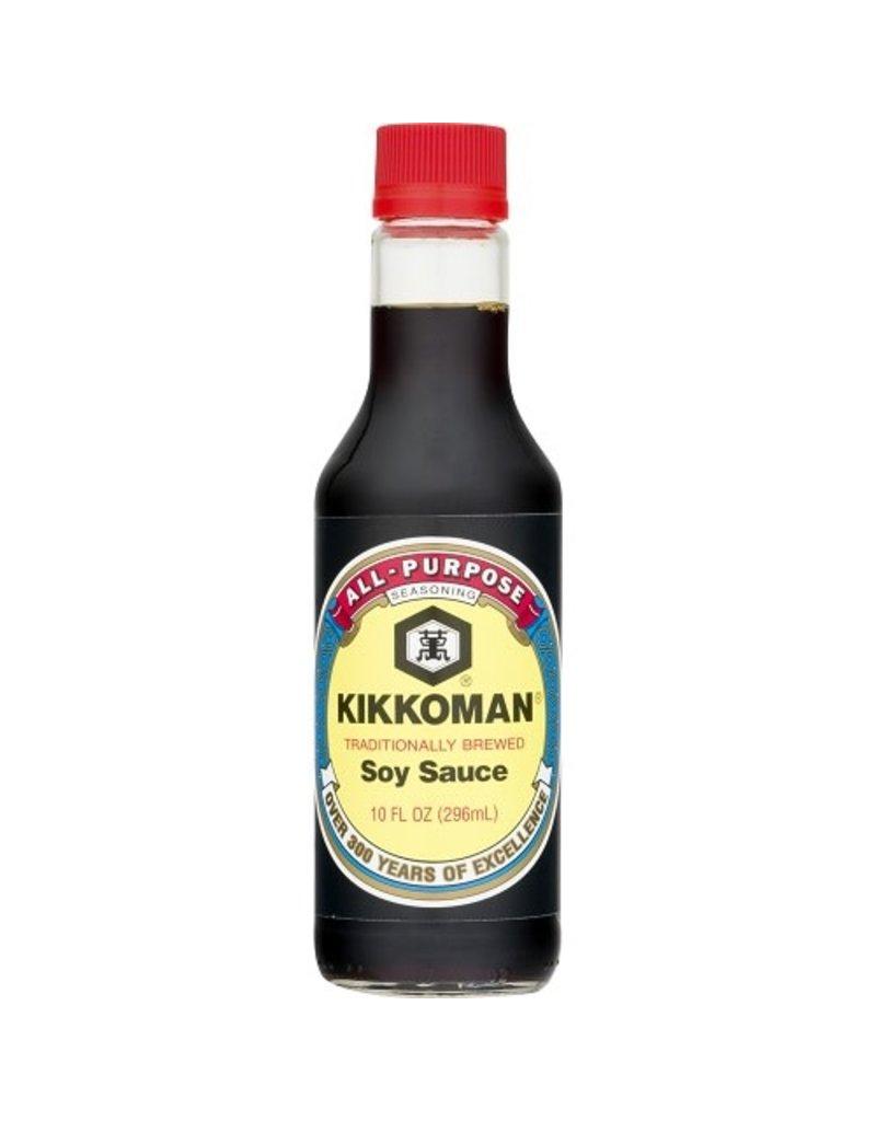Kikkoman Kikkoman Soy Sauce, 10 oz, 12 ct