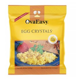 OvaEasy OvaEasy Whole Egg Crystals, 4.5 oz, 12 ct