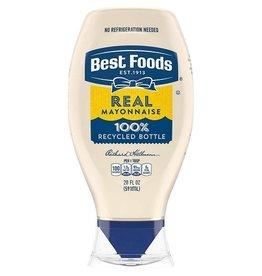 Best Foods Best Foods Mayo Real Squeeze, 20 oz