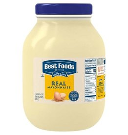 Best Foods Best Foods Mayo Real, 1 gal