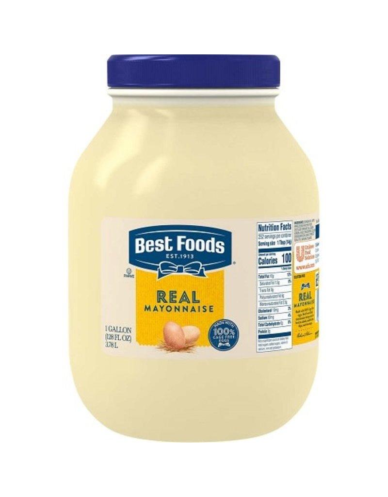 Best Foods Best Foods Mayo Real, 1 gal