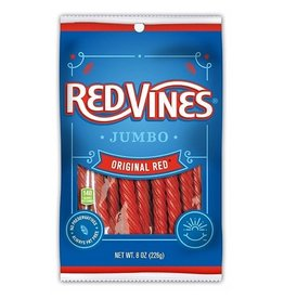 Red Vines Red Vines Bag, 8 oz, 12 ct