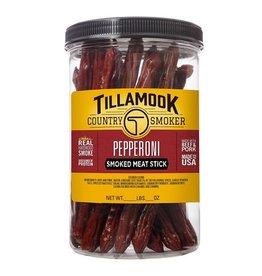 Tillamook Tillamook Pepperoni Jerky Stick, 20 ct