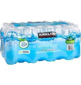 Kirkland Signature Kirkland Signature Premium Drinking Water, 16.9 oz, 40 ct