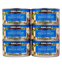 Kirkland Signature Kirkland Signature Chicken Breast Chunks Can, 12.5 oz, 6 ct