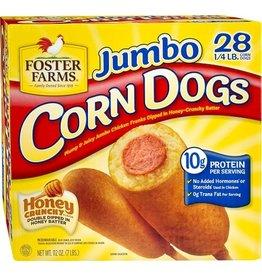 Foster Farms Foster Farms Jumbo Corn Dog, 28 ct