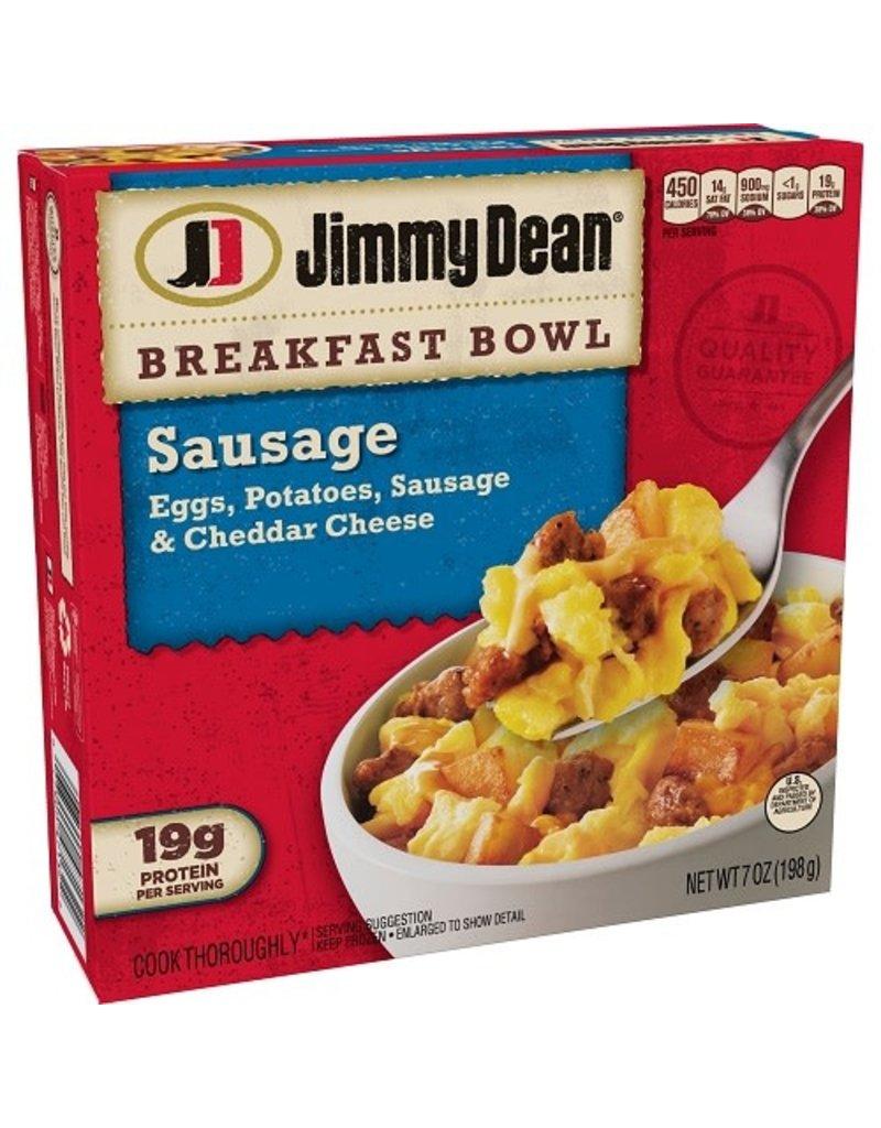 Jimmy Dean Jimmy Dean Sausage Breakfast Bowl, 7 oz, 8 ct