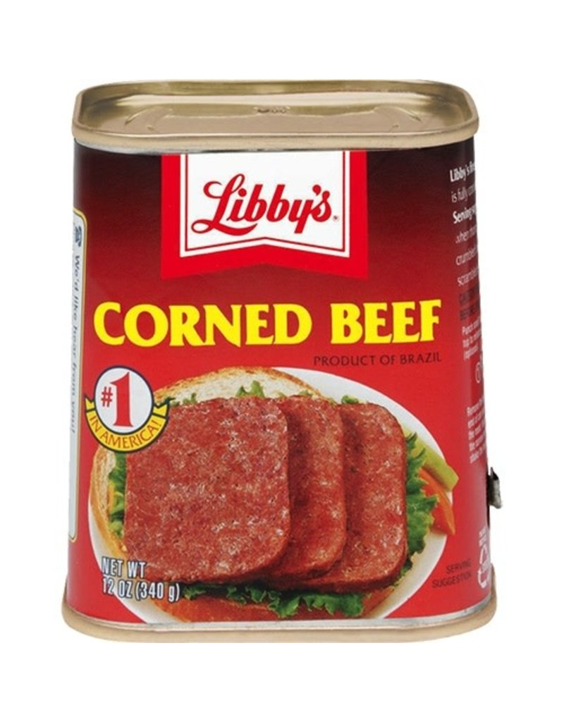 Libby's Libby's Corned Beef, 12 oz, 24 ct