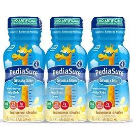 PediaSure PediaSure Grow & Gain Banana Protein Shake,  6-8 oz