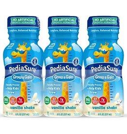 PediaSure PediaSure Grow & Gain Vanilla Protein Shake, 6-8 oz, 4 ct