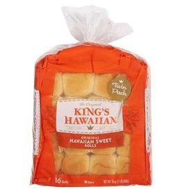 King's Hawaiian King's Hawaiian Sweet Rolls, 16 oz, 2 ct