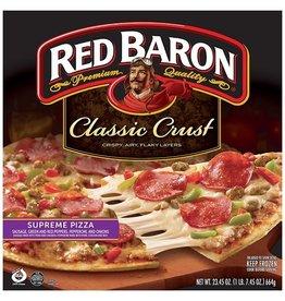 Red Baron Red Baron 12'' Supreme Pizza, 22.63 oz, 16 ct
