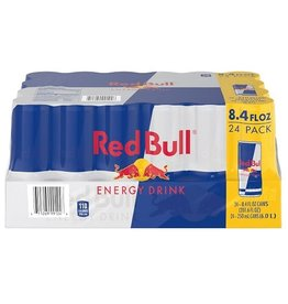 Red Bull Red Bull Energy Drink, 8.4 oz, 24 ct