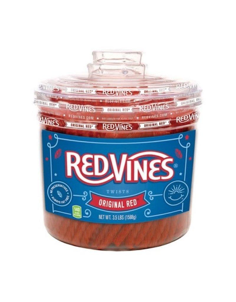 Red Vines Red Vines Licorice Tub, 330 ct