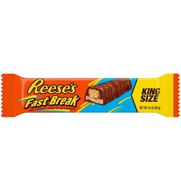 Reese's Reese's King Size Fastbreak, 3.5 oz, 18 ct