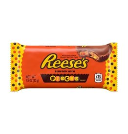 Reese's Reese's Peanut Butter Cup Pieces, 1.5 oz, 24 ct
