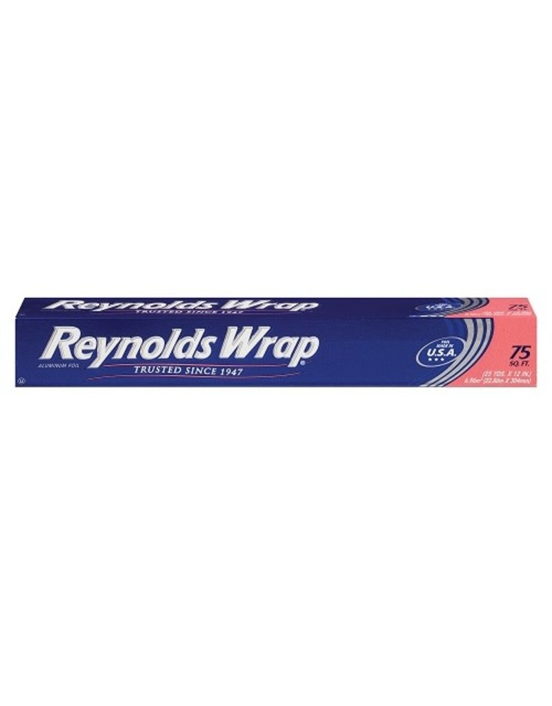 Reynolds Reynolds Aluminum Foil, 75 sf, 35 ct