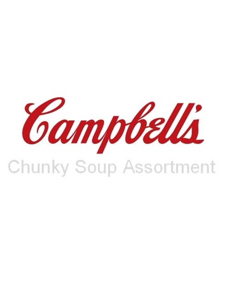 Campbell's Campbells Chunky Soup Assortment, 19 oz, 12 ct