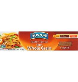 Ronzoni Ronzoni 100% Whole Grain Spaghetti, 16 oz, 20 ct