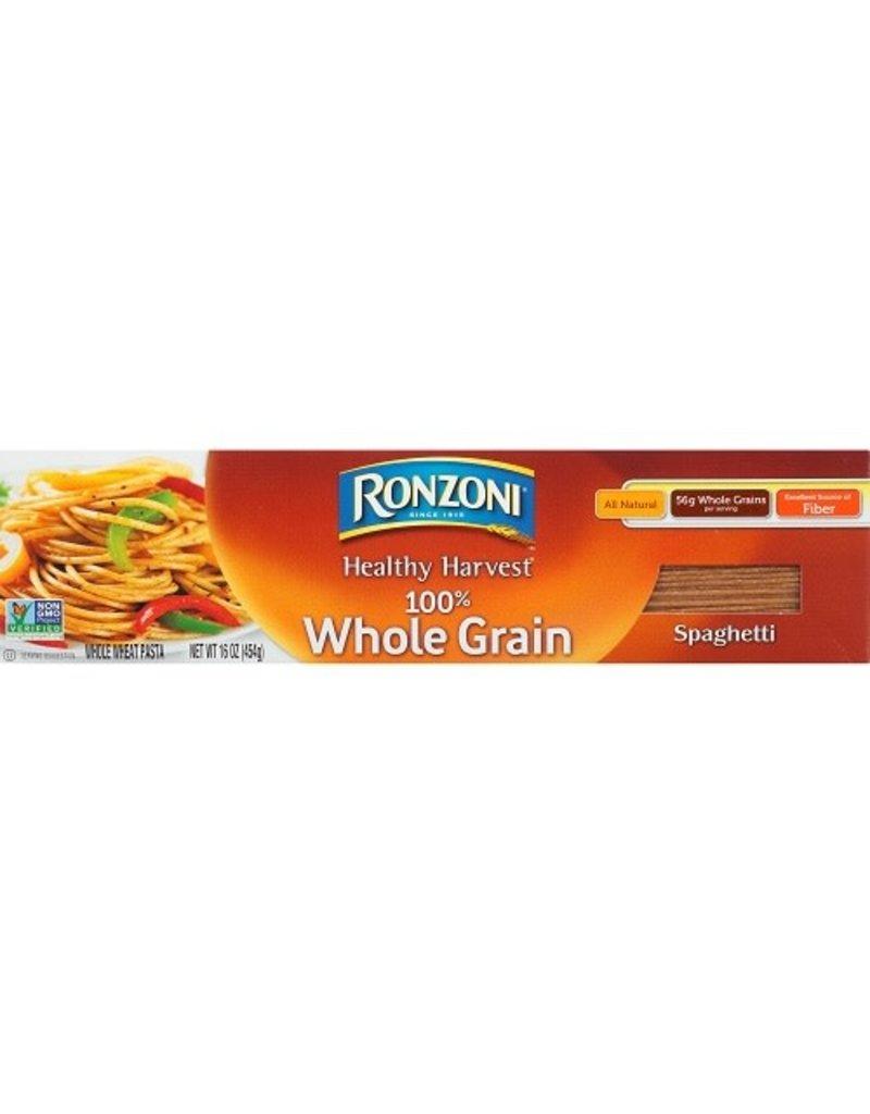 Ronzoni Ronzoni 100% Whole Grain Spaghetti, 16 oz