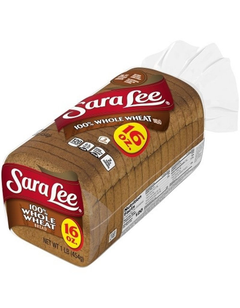 Sara Lee Sara Lee 100% Whole Wheat Bread, 16 oz