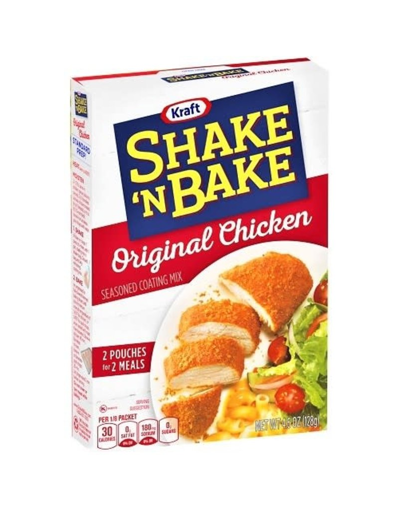 Shake N Bake Shake 'N' Bake Chicken, 4.5 oz, 12 ct