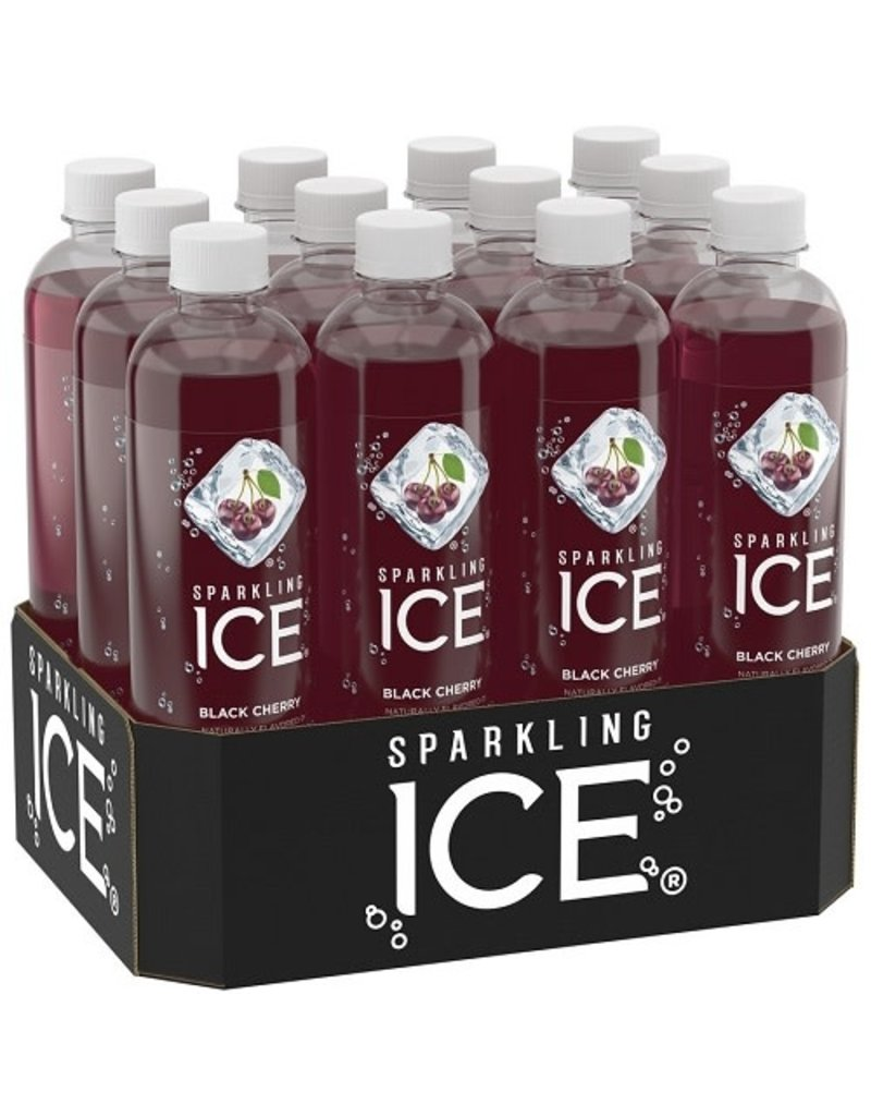 Sparkling Ice Sparkling Ice Black Cherry, 17 oz, 12 ct