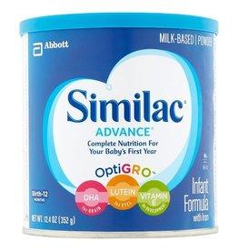 Similac Similac Advanced Powder Infant Formula, 12.4 oz